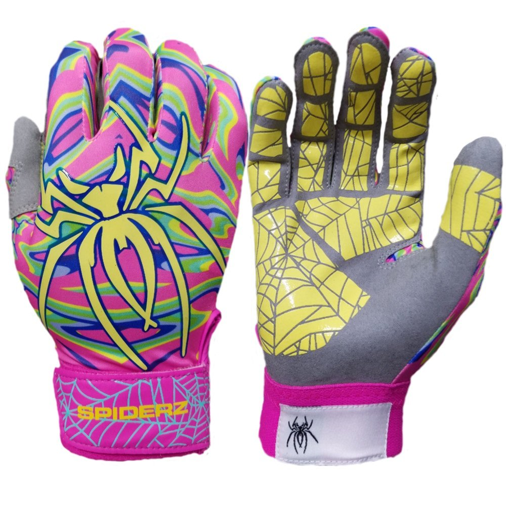 spiderz batting gloves review