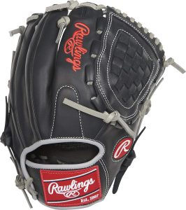 top pitchers glove brand Rawlings