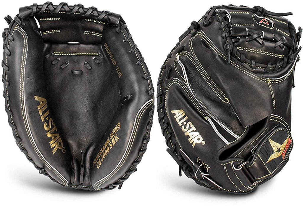 best catchers mitt for high school baseball players