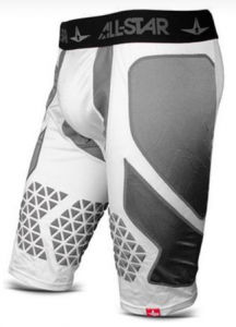 catchers protective shorts