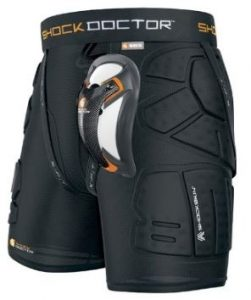 shockdoctor padded compressions