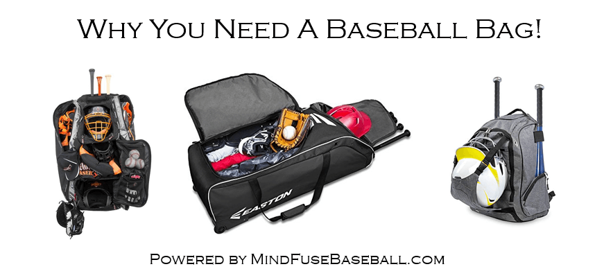 importance of a baseball bag