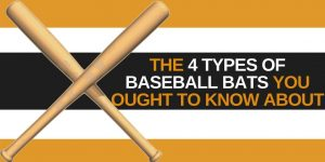 Types of Baseball Bats: Which One of These 4 Do You Need?