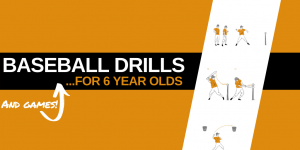 Baseball Drills for 6 Year Olds [MinsfuseBaseball.com]