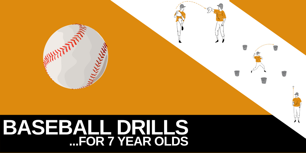 Baseball Drills for 7 Year Olds [MindfuseBaseball.com]