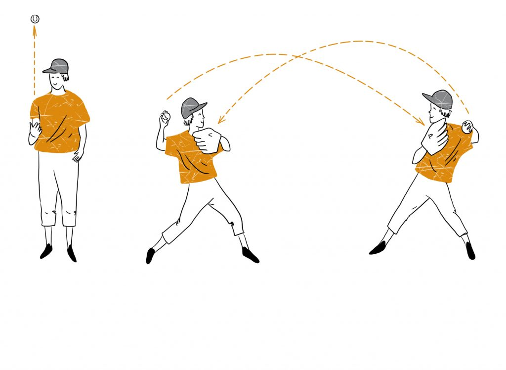 Baseball Drills for Kids: Ball Familiarity [MindfuseBaseball.com]