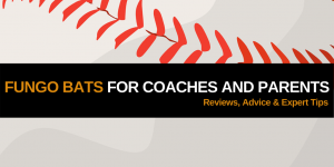 Best Fungo Bats For Baseball Coaches & Parents